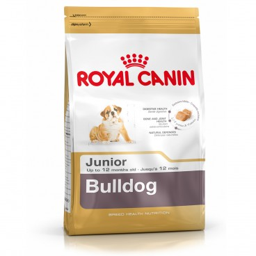 Royal Canin Bulldog Junior