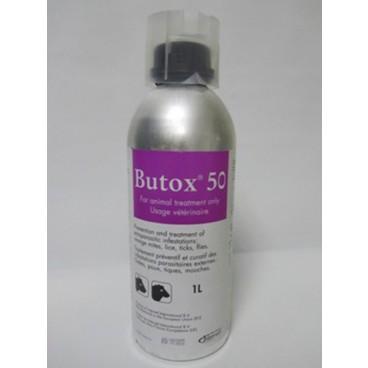 Butox 50 x 10ml x 1flc