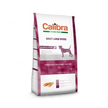 Calibra Dog Salmon and Potato 12 kg