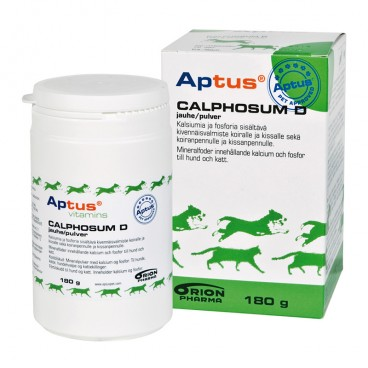 Aptus Calphosum D pulbere 180 g