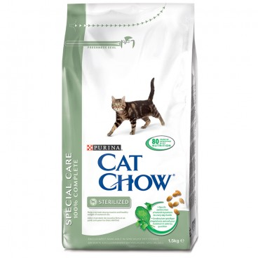 Cat Chow Sterilised Special Care