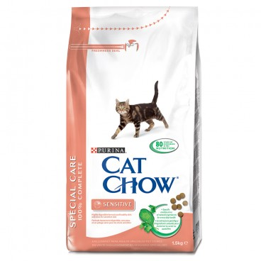 Cat Chow Sensitive Special Care