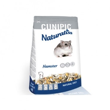 Cunipic Naturaliss Hamster 500 gr