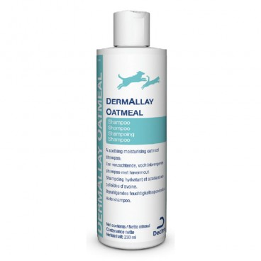 DermAllay Oatmeal Sampon 230 ml