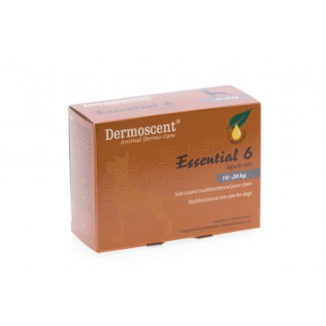 Dermoscent Essential 6 Spot-on Caine 10-20kg
