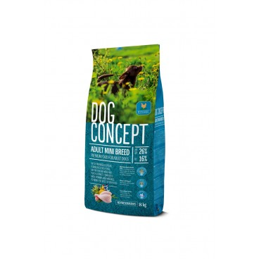 DOG CONCEPT ADULT MINI BREED 8 KG