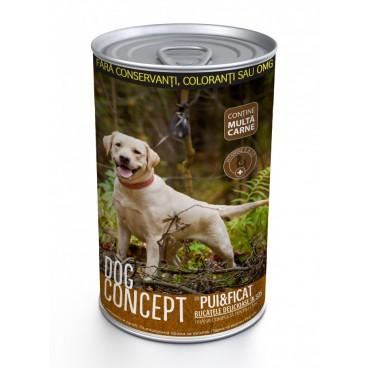 DOG CONCEPT CONS PUI/FICAT 1240 G