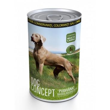 DOG CONCEPT CONS VANAT/PUI 1240 G