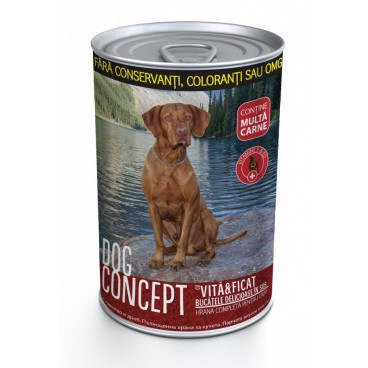 DOG CONCEPT CONS VITA/FICAT 415 G