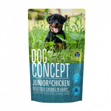 DOG CONCEPT JUNIOR PLIC 100 G
