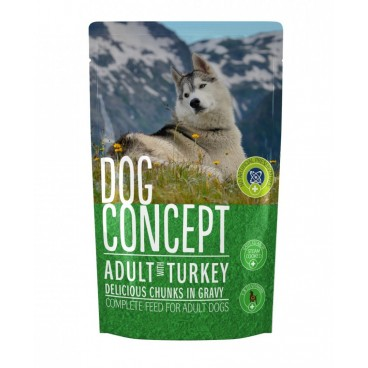 DOG CONCEPT CURCAN PLIC 100 G