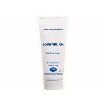 Eqvagel CM 150 g - gel antiseptic, antipruriginos, revulsiv si antiinflamator