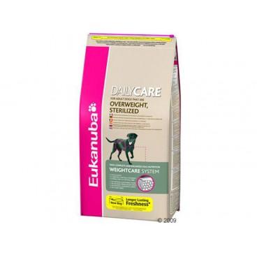 Eukanuba Overweight Sterilized 12.5 Kg