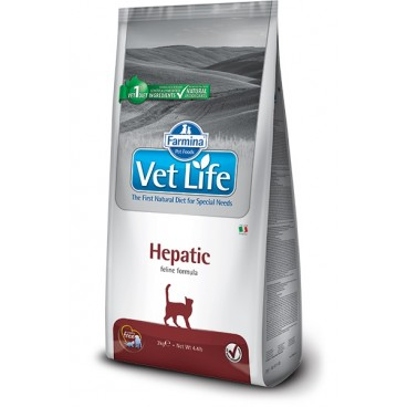 Vet Life Cat Hepatic 2 kg