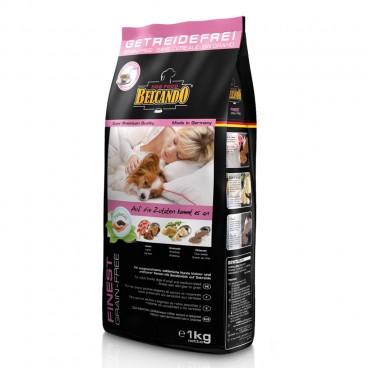 Hrana Caine BELCANDO Finest Grain Free 1 KG
