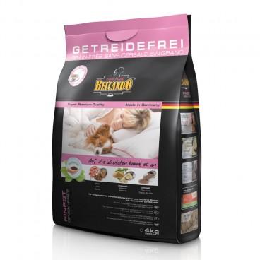 Hrana Caine BELCANDO Finest Grain Free 4 KG
