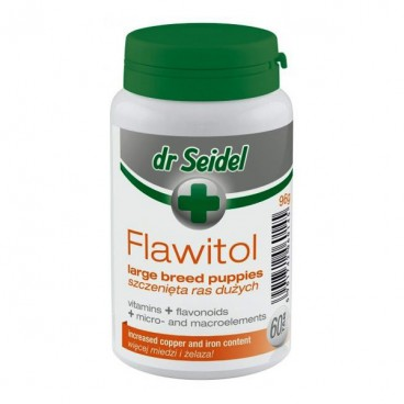 Flawitol Puppy Large Breed 60 tablete