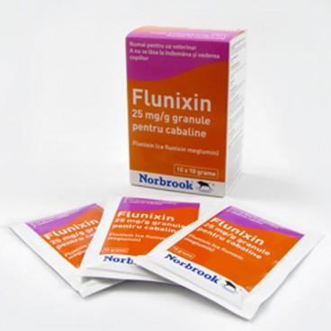 Flunixin Granule 10x10 g