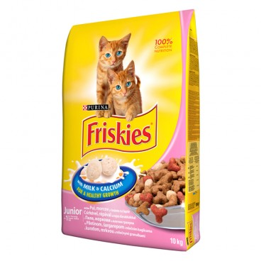 Friskies Pisica Junior 10 kg
