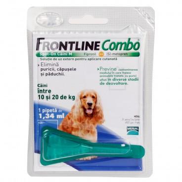Frontline Combo M (10-20 kg) - 1 Pipeta