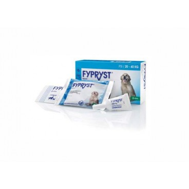 Fypryst Caine L (20-40 kg) | Antiparazitar extern Fypryst - cutie cu 3 pipete