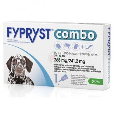 Fypryst Combo Dog L 268 mg x 3 pip