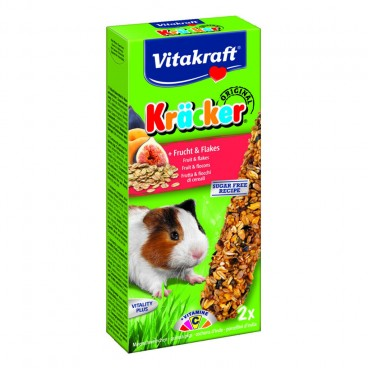 Baton G Pig Vitakraft Fructe/Cereale 2 Buc