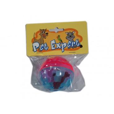 Jucarie pisica glob plastic M W 3005