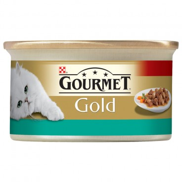 Gourmet Gold SOMON, PUI in SOS 85 g