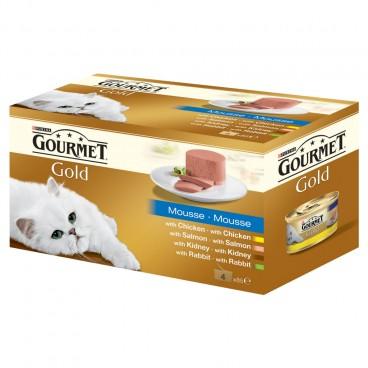 PK Gourmet Mousse 4*85 g