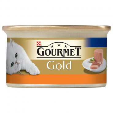 Gourmet Gold MOUSSE CURCAN 85 g