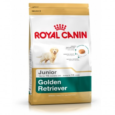 Royal Canin Golden Retriever Junior - Hrana Uscata Caini Juniori