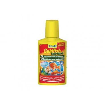 TETRA GOLDFISH SAFESTART 50ml