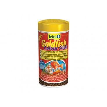 TETRA GOLDFISH STICKS COLOR 250ml