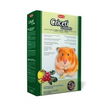 Hrana rozatoare Grandmix Hamster 400 gr