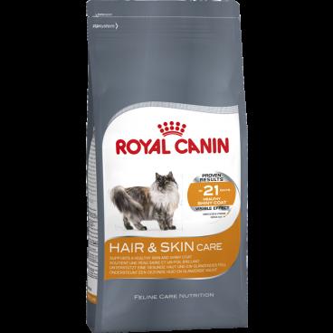 Royal Canin Feline Hair&Skin Care 10kg