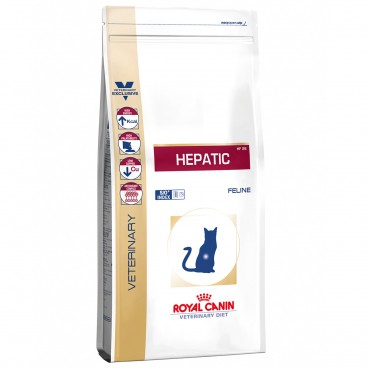 Royal Canin Hepatic Cat 4 kg - PetMart Pet Shop Online