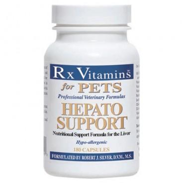 RX Hepato Support 180 capsule - reface functia ficatului la caini