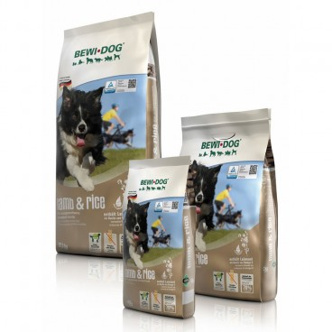 Bewi Dog Lamb & Rice 800 g
