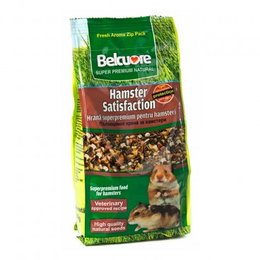 HR HAMSTERI BELCUORE SATISFACTION 500 G