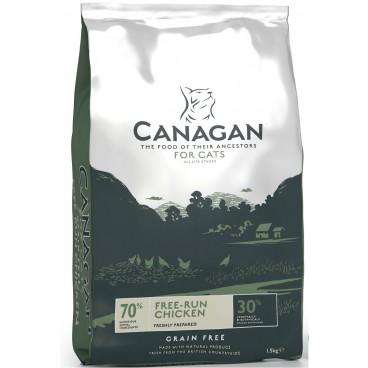 Canagan Cat Grain Free cu Pui 4kg