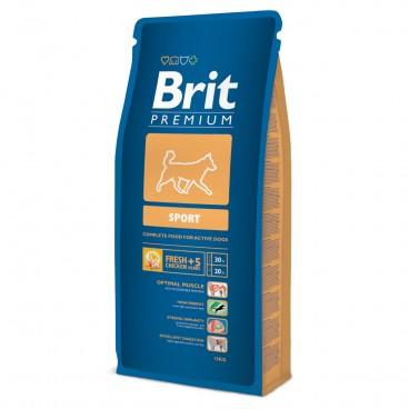 Hrana Brit Premium Sport 15 Kg
