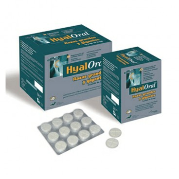 Hyaloral Small & Medium Breed 180 tablete