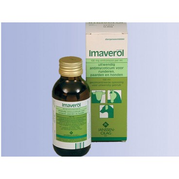 Imaverol 100 ml - Farmacie Caini / Pisici - Antimicotice -