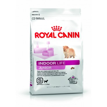 Royal Canin INDOOR LIFE JUNIOR DOG SMALL 1,5 Kg