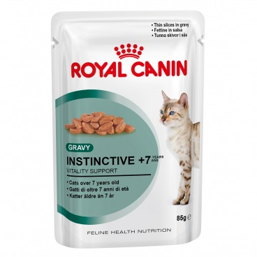 Royal Canin Feline Instinctive 7+ plic