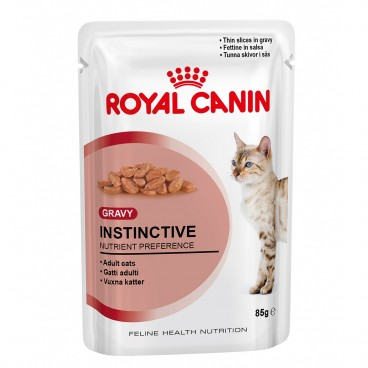 Royal Canin Instinctive in Gravy plic
