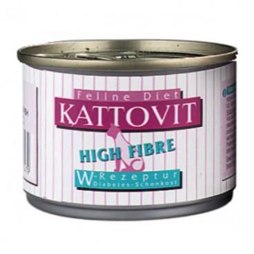 Conserva Kattovit High Fibre 175 g