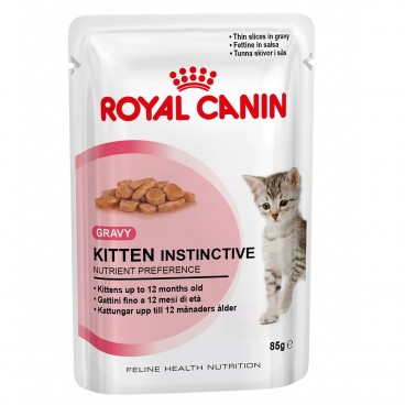 Royal Canin Kitten Instinctive plic