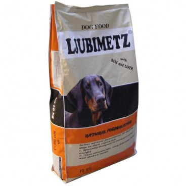 Ljubimetz Dog Adult Vita & Ficat 10 Kg